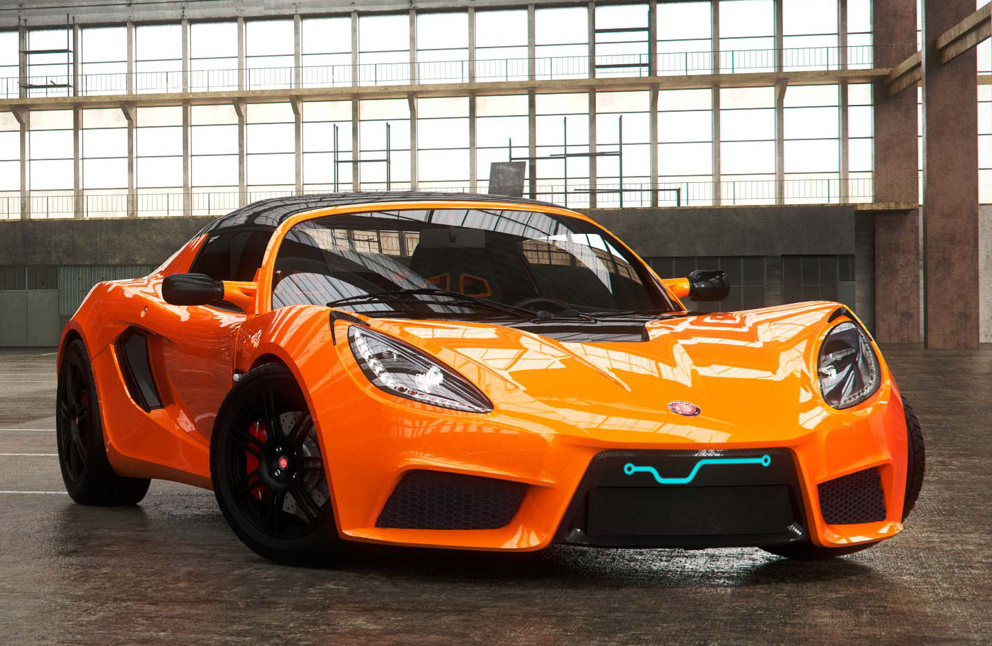 Detroit Electric SP:01 Wants To Eat Your Tesla Roadster