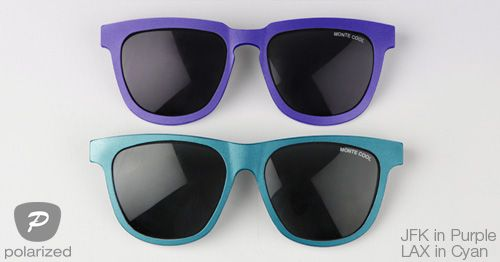 cool optical frames  Monte Cool Sunglasses Come With Colorful, Interchangeable Temples