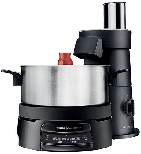Philips HomeCooker Is A Multi-Layer, Multi-Purpose Cooking Robot