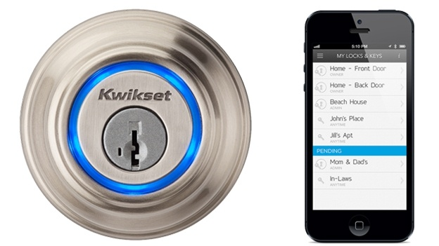 weu0027ve seen addons for locks such as the lockitron that allow you to control them via smartphone but why opt for a retrofit solution when a lock with