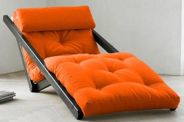 Figo Chaise Lounge: Adults Can Have Cool Futons, Too