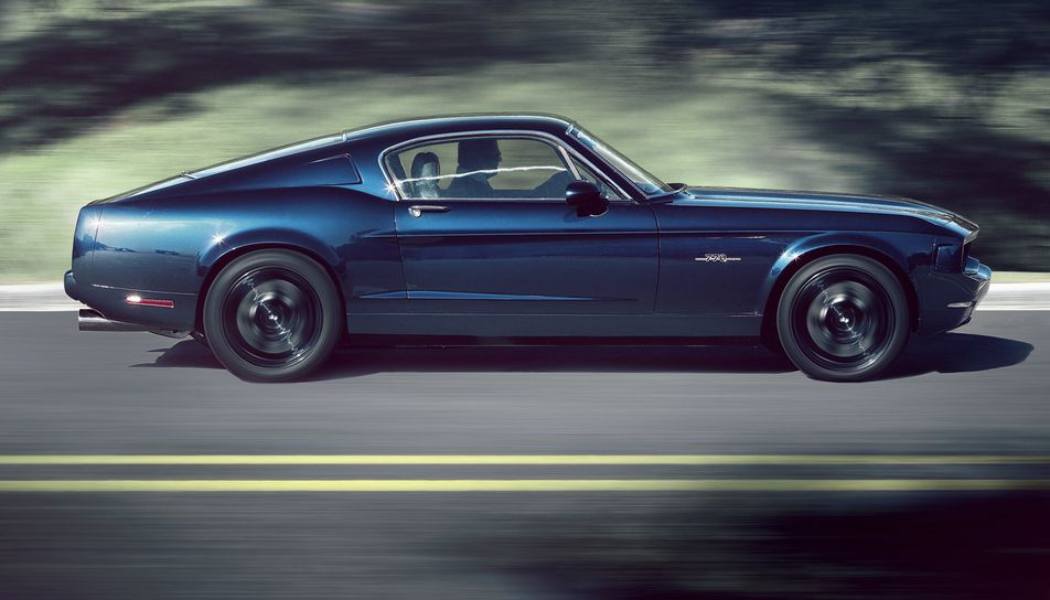 Equus Bass 770 Is A Modern Muscle Car For Retro-Lovin\' Speed Freaks