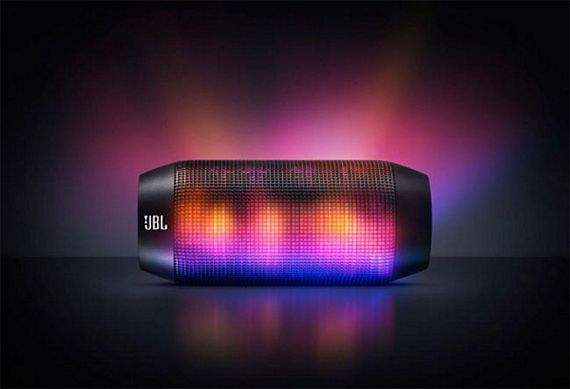 JBL Pulse LED Speaker Brings 360-Degree Light Show To Your Impromptu Parties & JBL Pulse LED Speaker Brings 360-Degree Light Show To Your ... azcodes.com
