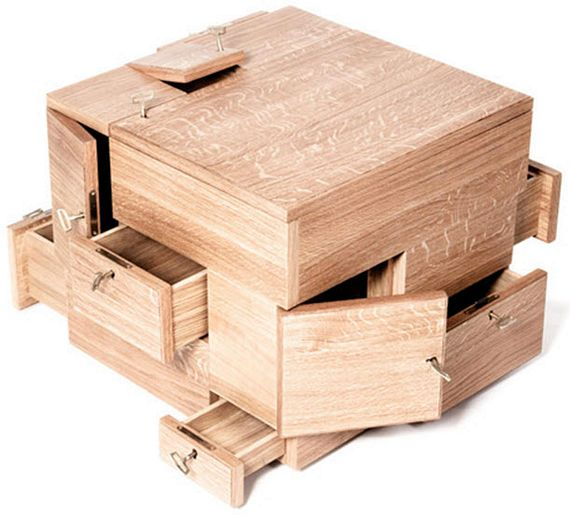 Shrine Storage Cube: Most Awesome/Confusing Storage Box Ever