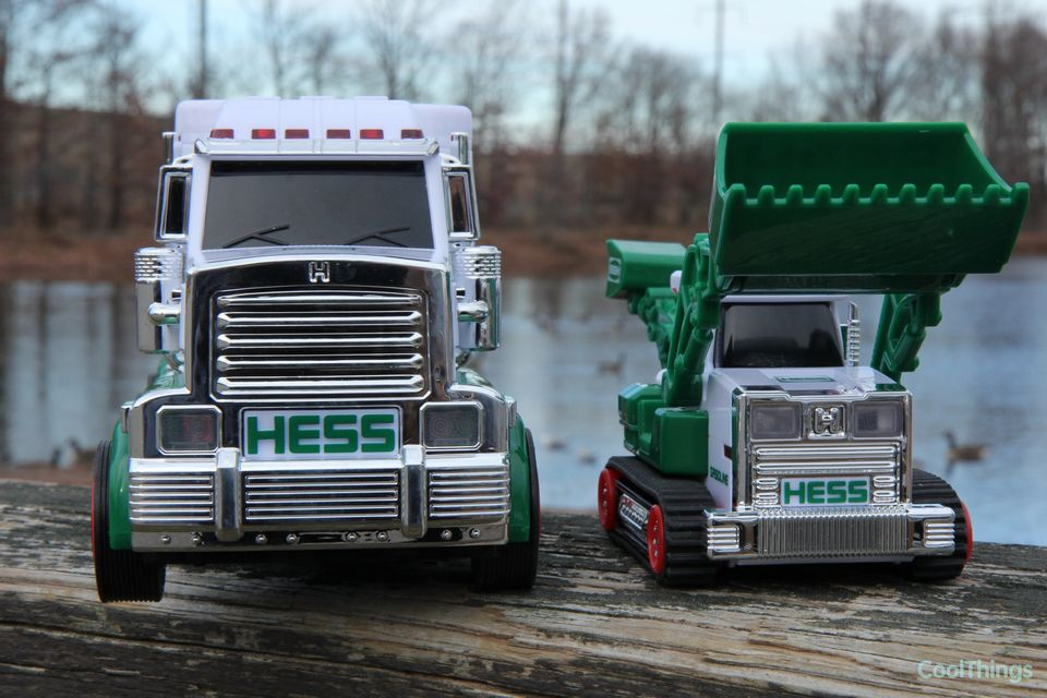 Back Up Sensors >> 2013 Hess Truck & Tractor Pictures