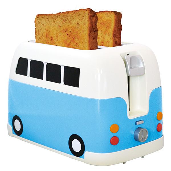 All Aboard The Camper Van Toaster