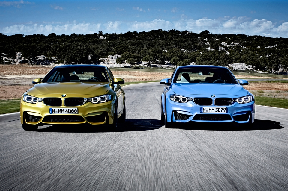 BMW M And M Takes The M Lineup In A Whole New Direction - 2015 bmw lineup