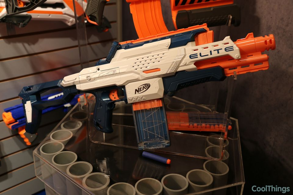 Back Yard Thug Modifies Nerf Gun For Extra Firepower; Punishes His Buddy  With It - Thug Life Videos