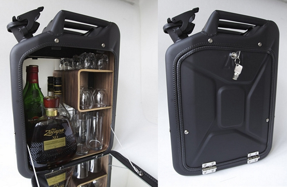 Danish Fuel's Repurposed Jerry Can Products Look Surprisingly Stylish