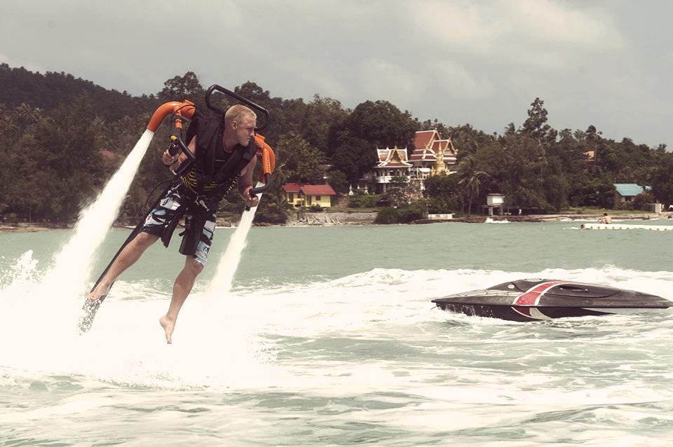 X-Jetpacks Jet-H2X Sport
