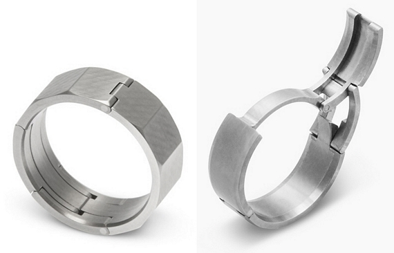 Active Wedding Ring Is A Safer More Comfortable Wedding Band