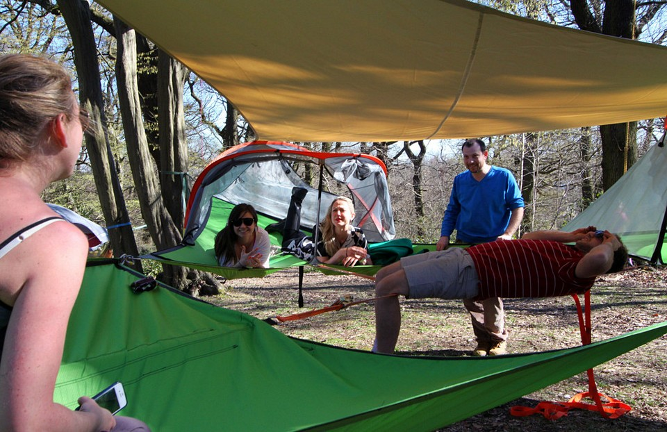 It ... & Tentsile Connect Tree Tent