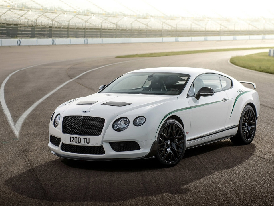 Bentley Continental Gt3 R Turns The Luxury Grand Tourer Into A Sports Beast