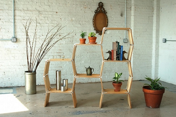 tool free furniture. they currently offer three types of connectors a combination which can be used to design stools desks and standing shelves according their build tool free furniture