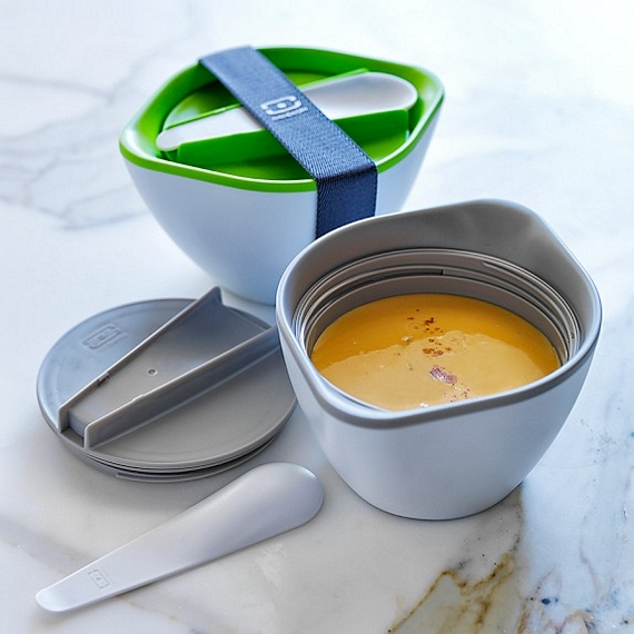 monbento soup bowl lets you brown bag soups and stews without hassle. Black Bedroom Furniture Sets. Home Design Ideas