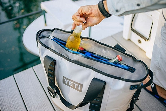 YETI Hopper Carryable Cooler Bag Promises To Keep Ice Frozen For Days
