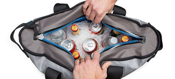 Coolers That You Can Freeze ~ Yeti hopper carryable cooler bag promises to keep ice