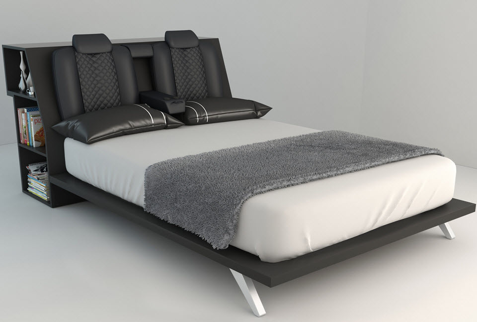 Consolatio Car Bed - Car themed bedrooms