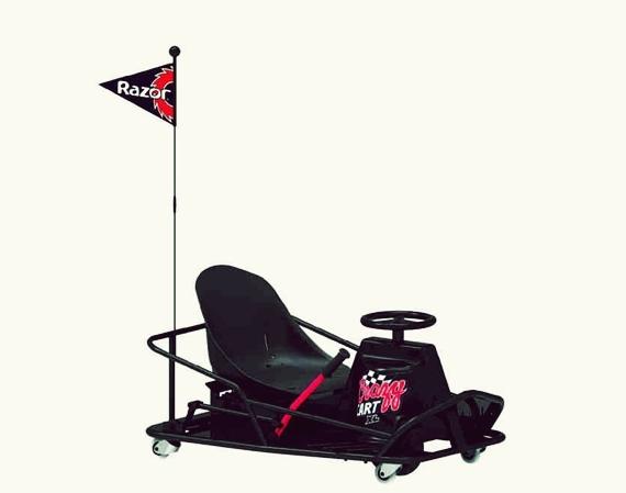 crazy cart xl brings kiddie drifting machine to grownups. Black Bedroom Furniture Sets. Home Design Ideas