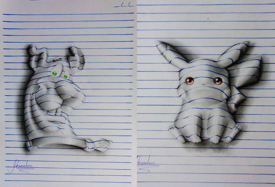 ripped paper illusion drawing   imgarcade     online image