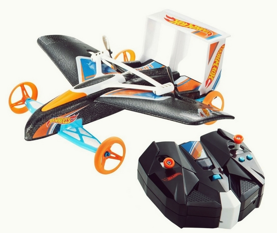 hot wheels rc street hawk at least toy flying cars exist. Black Bedroom Furniture Sets. Home Design Ideas