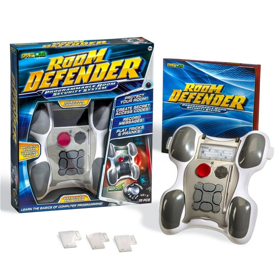 Room Defender Is A Security System For Children S Bedrooms