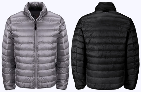 Tumi Patrol Travel Puffer Jacket