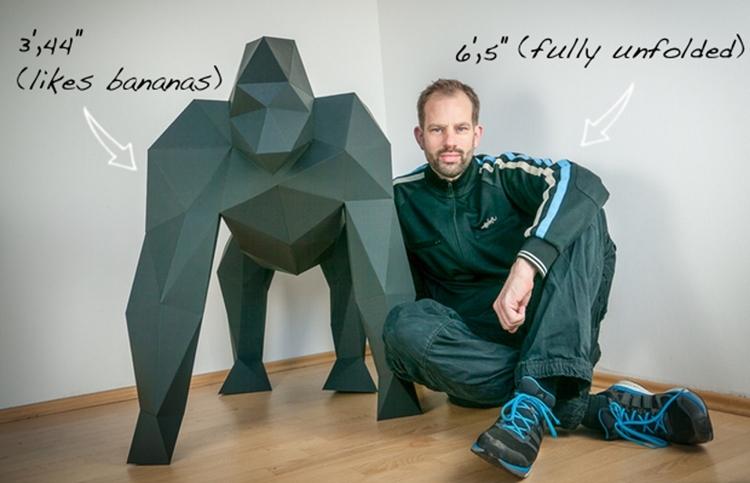 papertrophy-diy-gorilla-papercraft-2