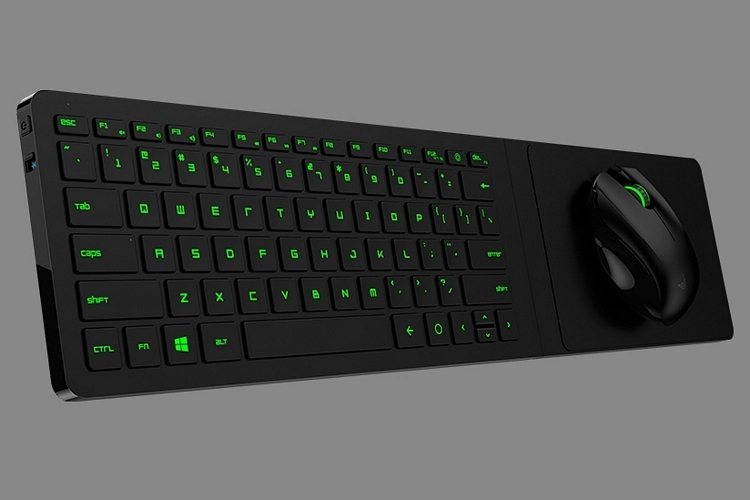 Razer Turret Makes PC Gaming On The Couch A Less Cumbersome Affair