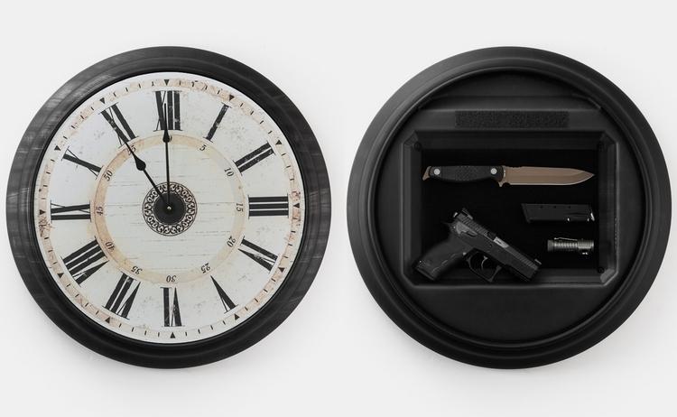 Tactical Wall Clock