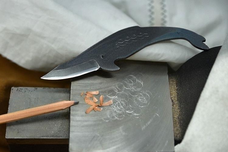 Kujira Whale Knives