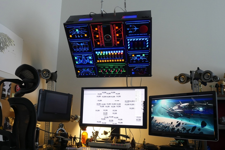 DIY-overhead-control-panel-1