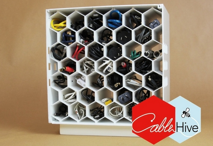 Toy car organizer diy 15