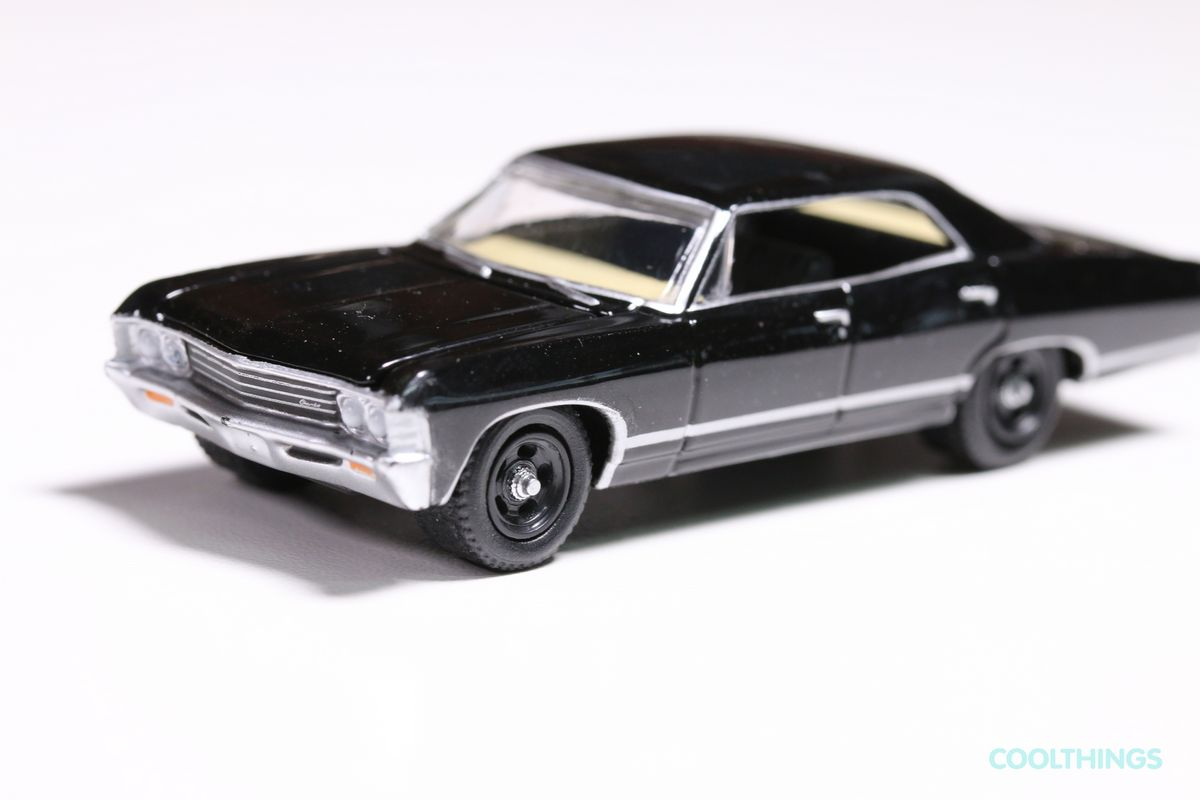 supernatural 1967 chevy impala 3. Black Bedroom Furniture Sets. Home Design Ideas