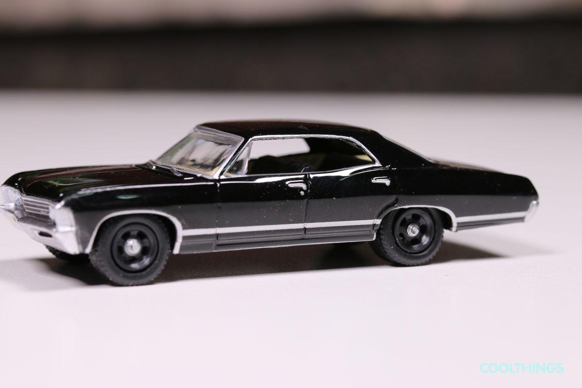 supernatural 1967 chevy impala 7. Black Bedroom Furniture Sets. Home Design Ideas
