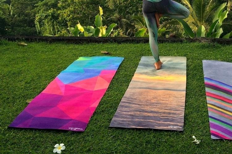 Combo Yoga Mat