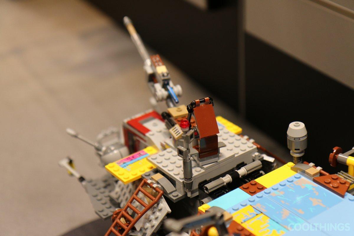 LEGO Star Wars Set 75157 Captain Rex's AT-TE