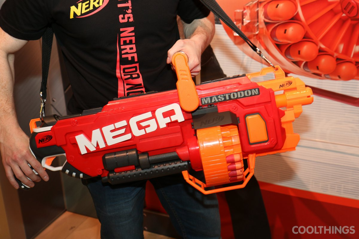 Red spy bullet nerf MEGA series of soft bullet guns common long sniper 24  rounds
