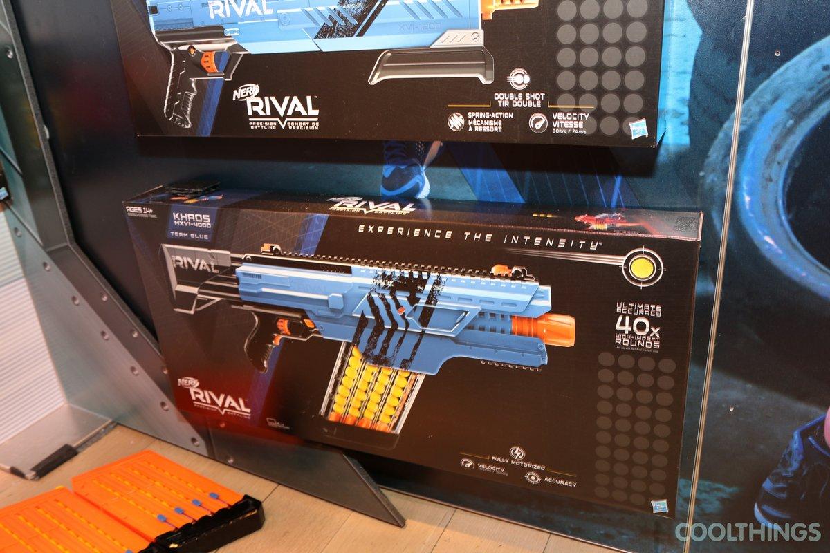 Nerf Rival Khaos MXVI 4000 blue ...