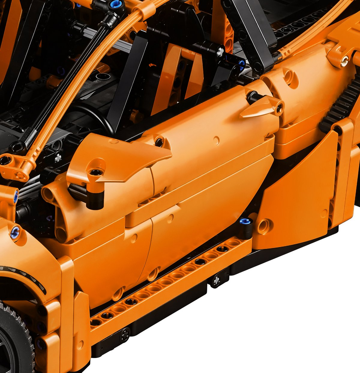 LEGO Technic Porsche 911 GT3 RS Side Door
