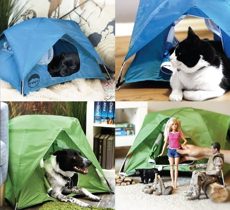 Features include two doors with functional zippers two windows with ventilation screens a tarpaulin floor and a stake-free design that allows it to be ... & Tiny Tent