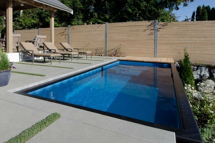 Modpool shipping container swimming pool for Swimming pools made from shipping containers