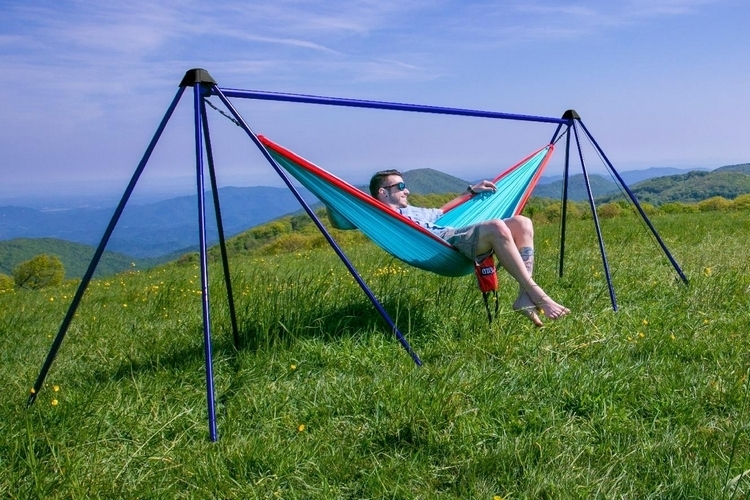 with stands hammock camping eno hanging com an co hammocks setup smsender tulum
