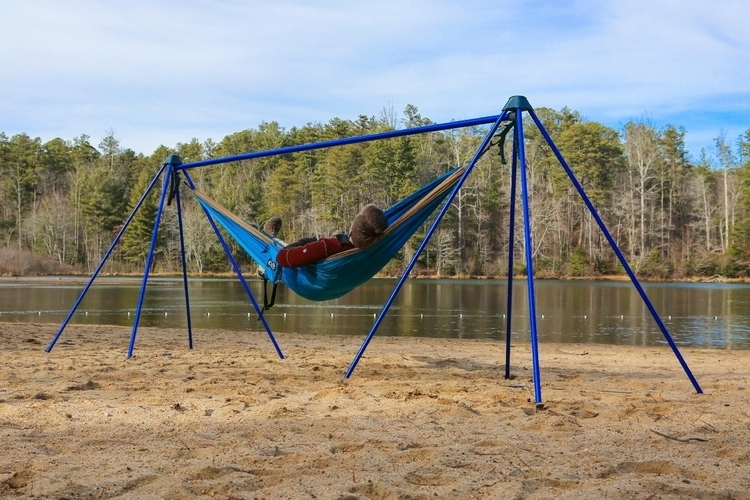 outdoors com sacks regard hammock with eno to
