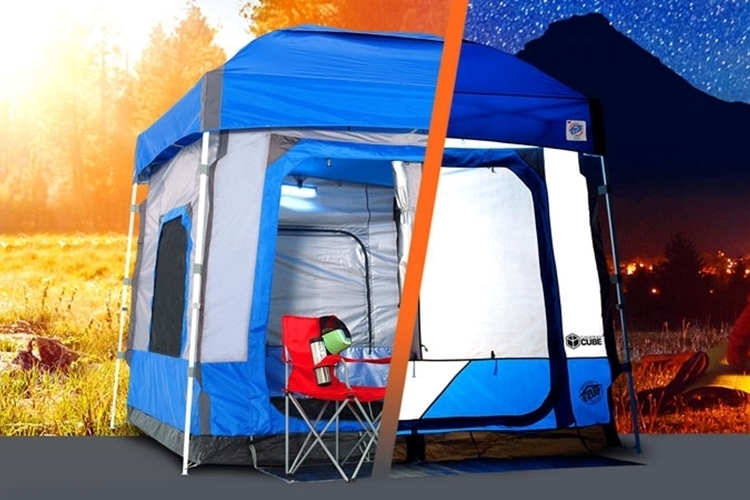ez-up-c&ing-cube-3 & E-Z Up Camping Cube