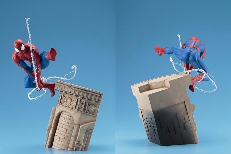kotobuikya-spider-man-artfx-statue-2
