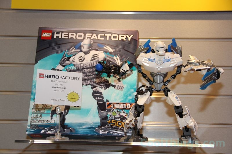 Lego Hero Factory Summer 2012 Pictures
