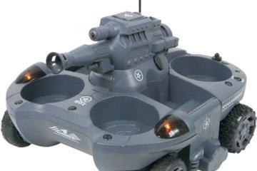 Amphibious R/C Tank