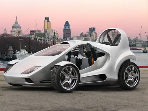 the parajet skycar the worlds first bio fuelled flying car showed off its mettle early this year by flying from london to timbuktu