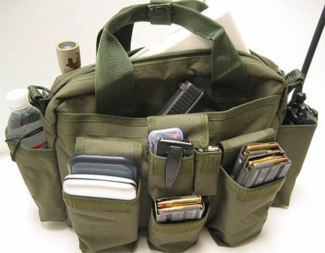 Everyone Should Have A Tactical Bail Out Gear Bag And I M Not Kidding Originally Designed For The Lapd Us Military It S Ultimate Way To Bring